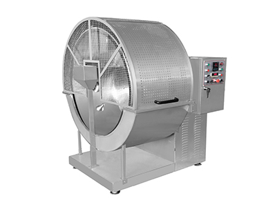 GHB series sandwich heating stainless steel temperature control comparison test drum