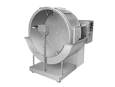 GHA series sandwich heating stainless steel temperature control test drum